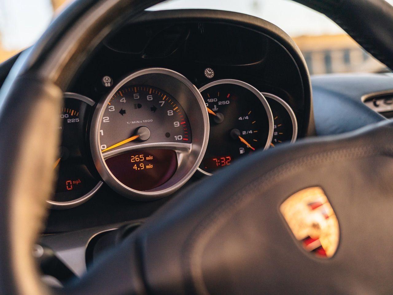 Porsche Carrera GT - La dernière des Mohicannes... 11