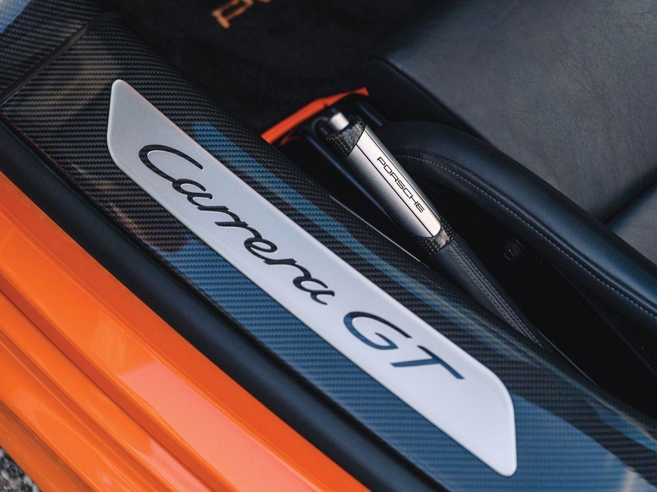 Porsche Carrera GT - La dernière des Mohicannes... 16