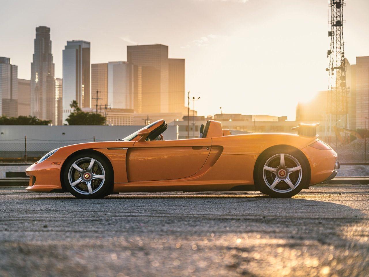 Porsche Carrera GT - La dernière des Mohicannes... 3