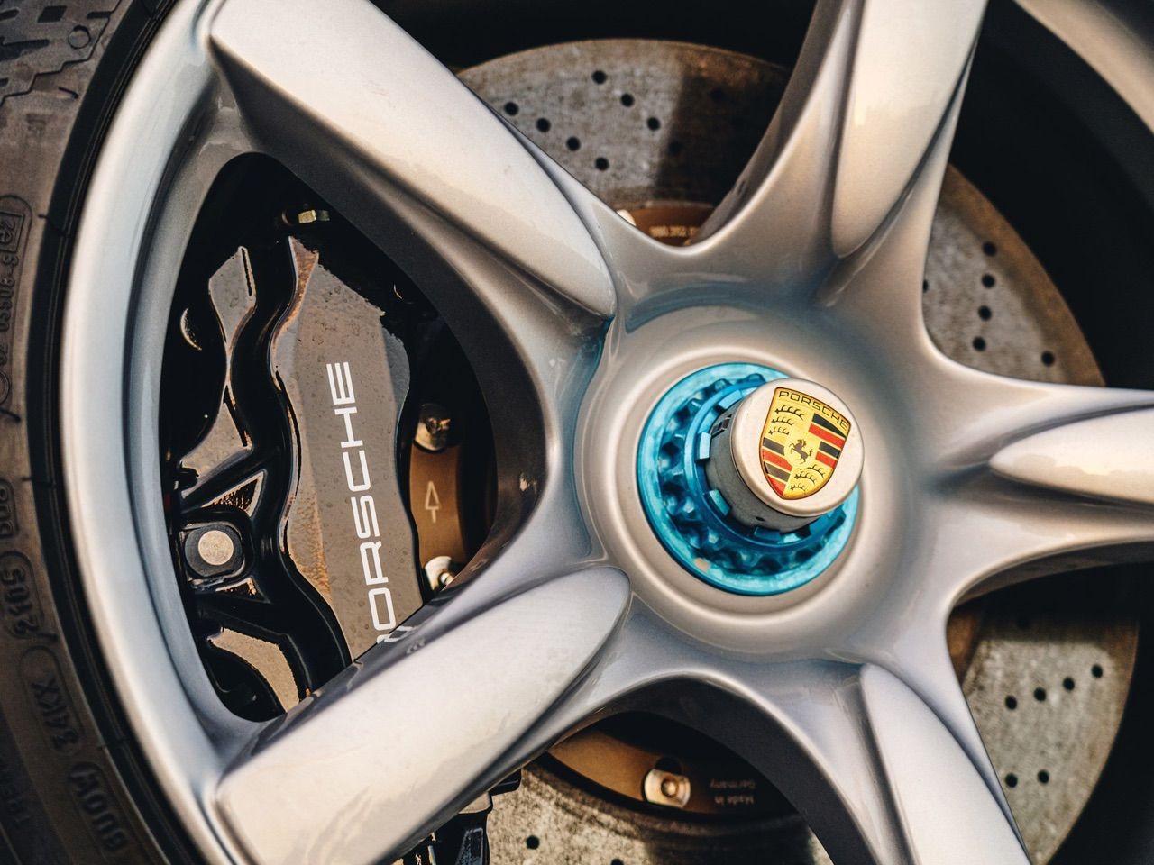 Porsche Carrera GT - La dernière des Mohicannes... 6