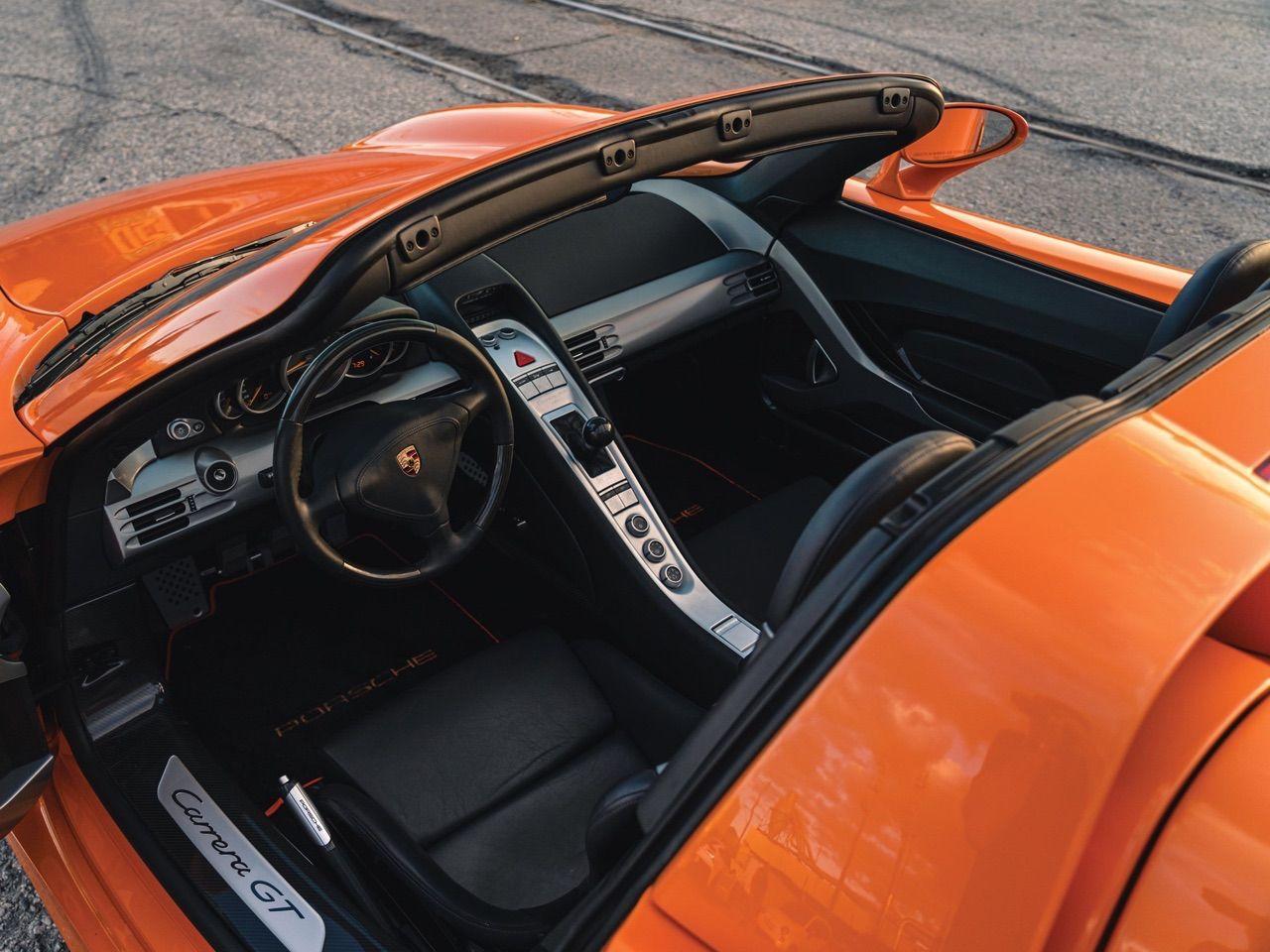 Porsche Carrera GT - La dernière des Mohicannes... 12