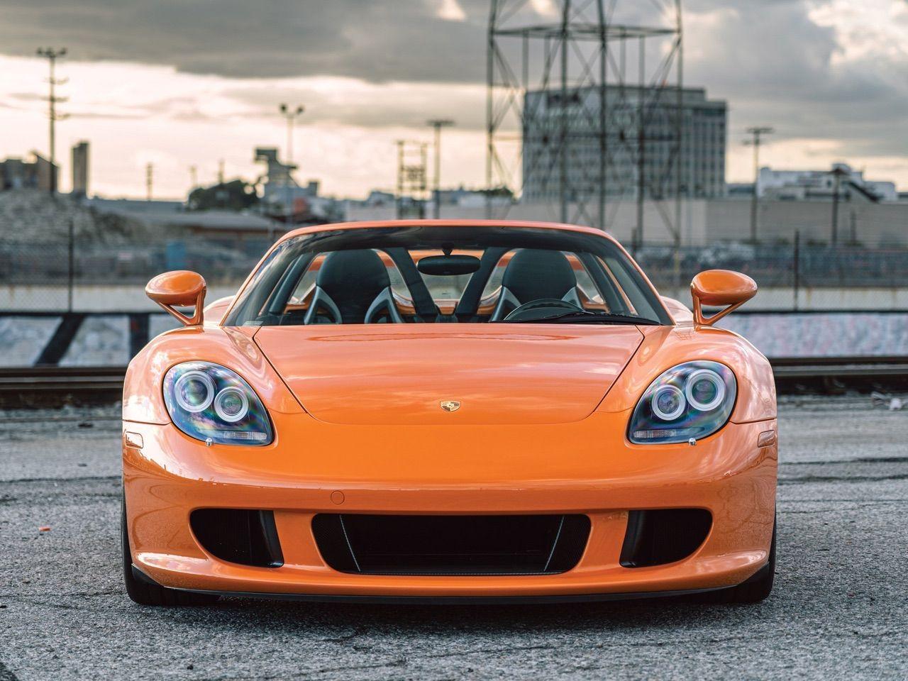 Porsche Carrera GT - La dernière des Mohicannes... 1
