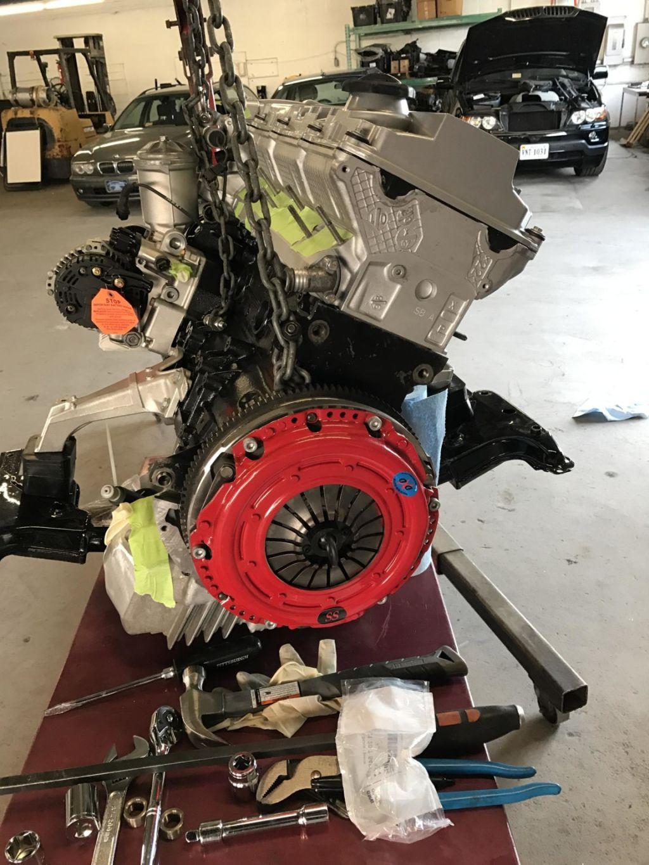 BMW 325i E30 - Turbo et cours de philo ? 9