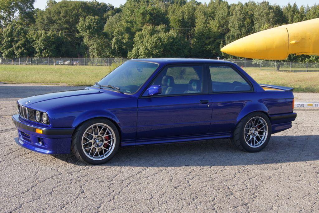 BMW 325i E30 - Turbo et cours de philo ? 7