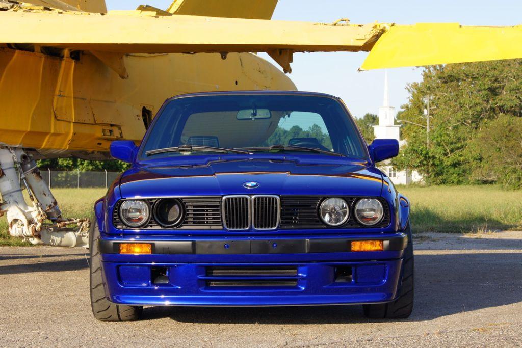 BMW 325i E30 - Turbo et cours de philo ? 3
