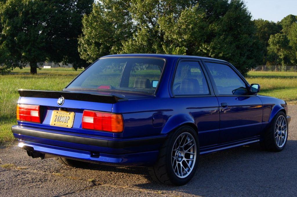 BMW 325i E30 - Turbo et cours de philo ? 12