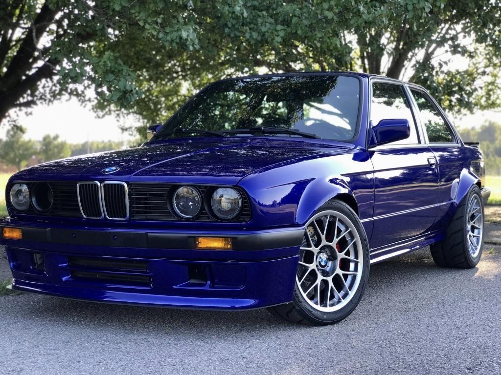 BMW 325i E30 - Turbo et cours de philo ? 1