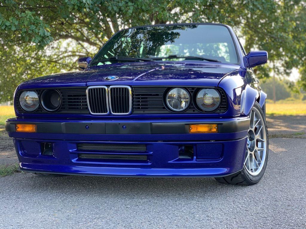 BMW 325i E30 - Turbo et cours de philo ? 6