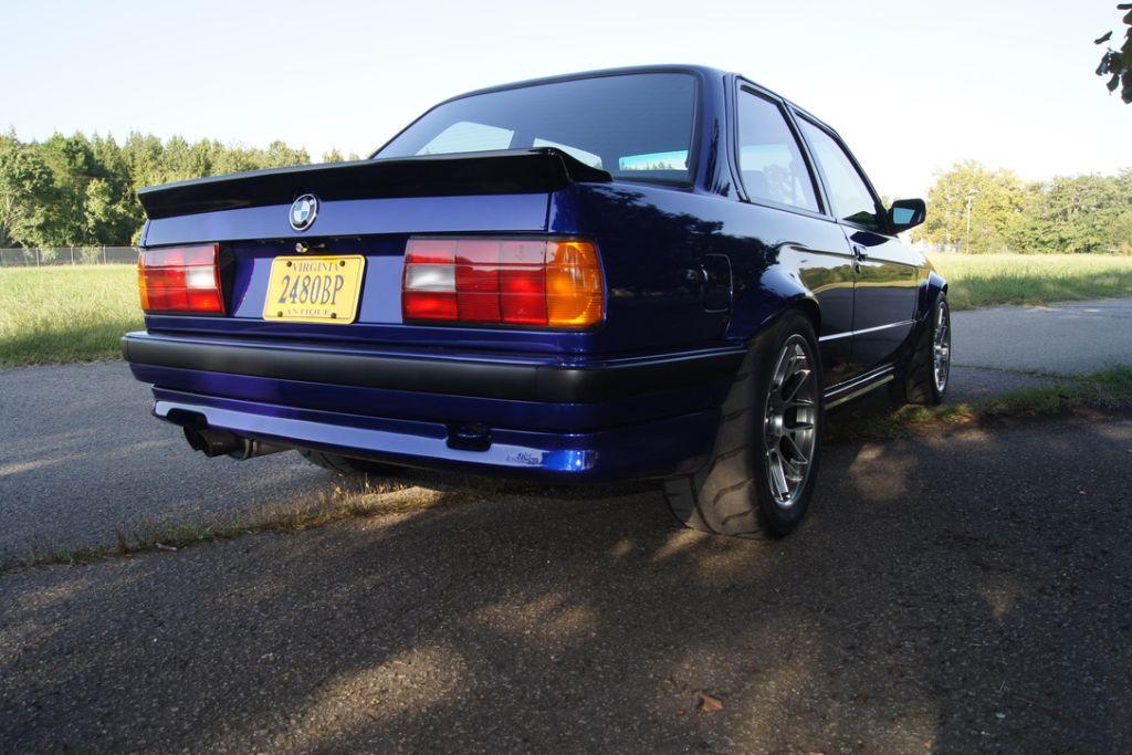 BMW 325i E30 - Turbo et cours de philo ? 4