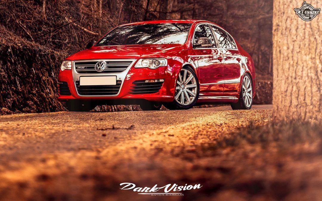 La Volkswagen Passat R36 de Lucas… Passat R quoi ?!