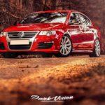 La Volkswagen Passat R36 de Lucas... Passat R quoi ?!