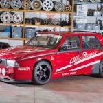 Alfa 75 Turbo IMSA - La plus ultime !