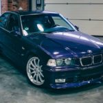 '97 BMW 347i Compact... V8 signé Hartge !