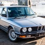 BMW E28 M532i... Greffe d'organe !