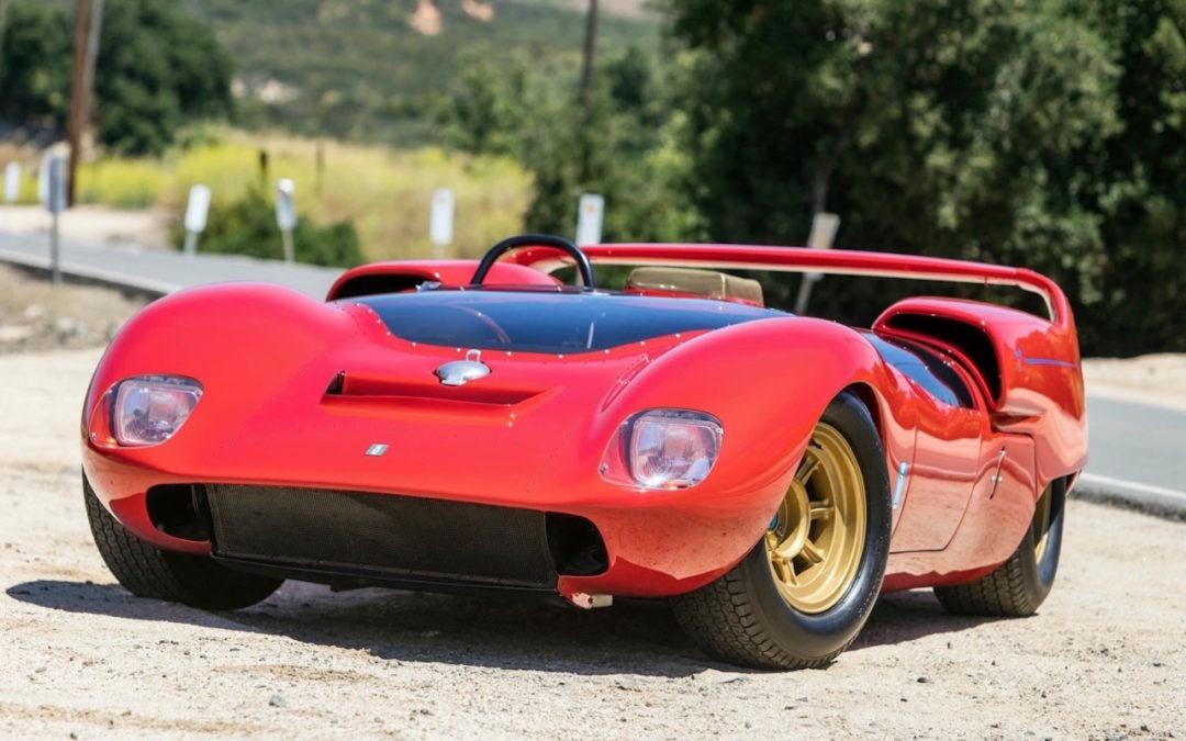 '65 De Tomaso P70… Just one !
