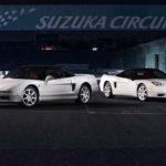 Honda NSX-R : Réunion de famille à Suzuka... et Tsukuba !