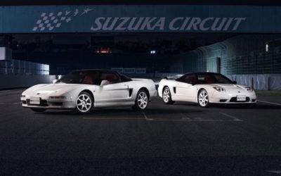 Honda NSX-R : Réunion de famille à Suzuka… et Tsukuba !