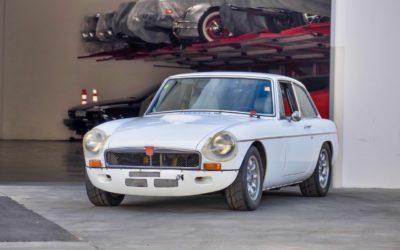 '74 MG MGB GT V8 – Dévergondée !