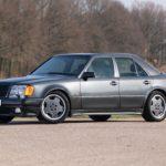 Mercedes 500E AMG 6.0... Autobahn queen !