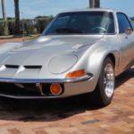 '72 Opel GT... 1.8l Turbo ! Enfin un moteur digne de sa gueule...