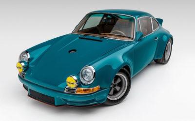 Porsche 911 RSR Biturbo… Mélange des genres !