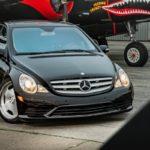 Mercedes R 63 AMG Supercharged... 700 ch pour papa pressé !