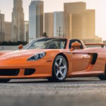 Porsche Carrera GT - La dernière des Mohicannes...
