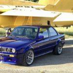 BMW 325i E30 - Turbo et cours de philo ?