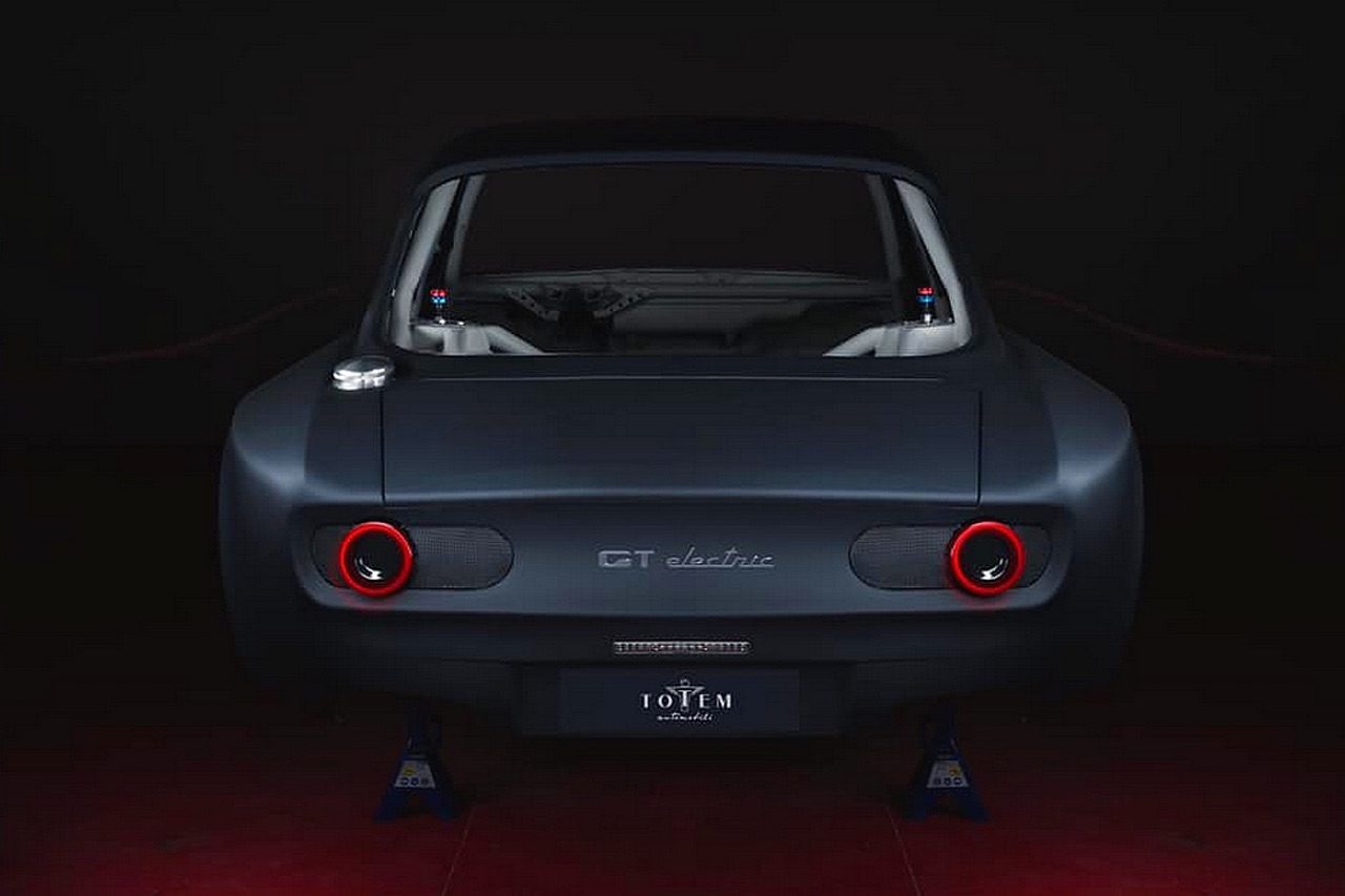 Totem Automobili - Alfa Giulia GTe... Merde ! 32
