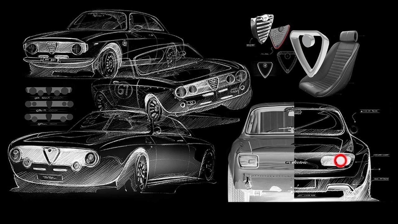 Totem Automobili - Alfa Giulia GTe... Merde ! 24