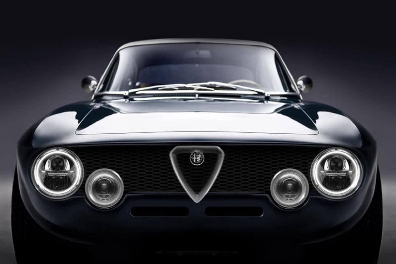 Totem Automobili - Alfa Giulia GTe... Merde ! 26