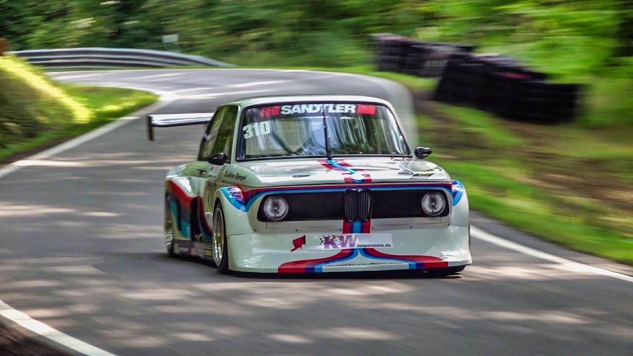 Hillclimb Monster : BMW 2002 F2... 10.800 tours plus tard ! 3
