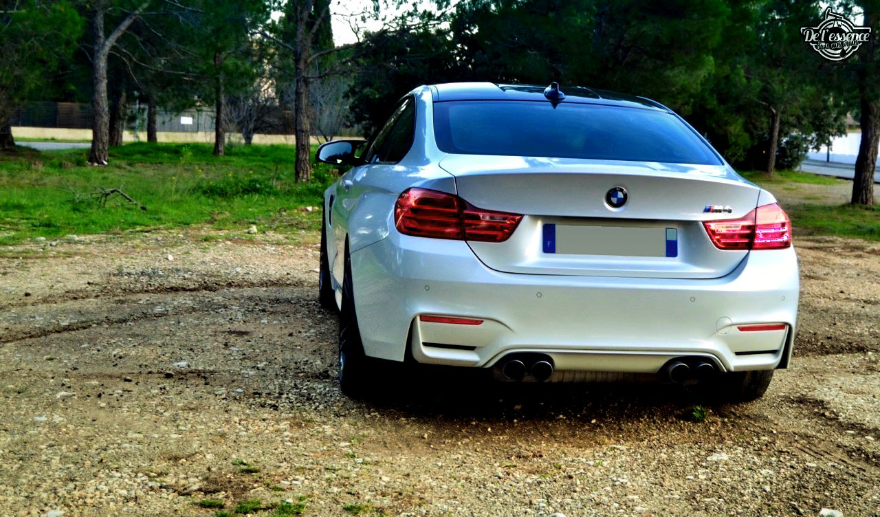BMW M4 de 580 ch... Stage 3 et Pop & Bang ! 51