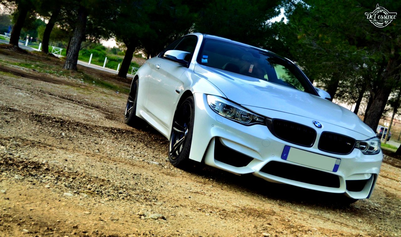 BMW M4 de 580 ch... Stage 3 et Pop & Bang ! 47