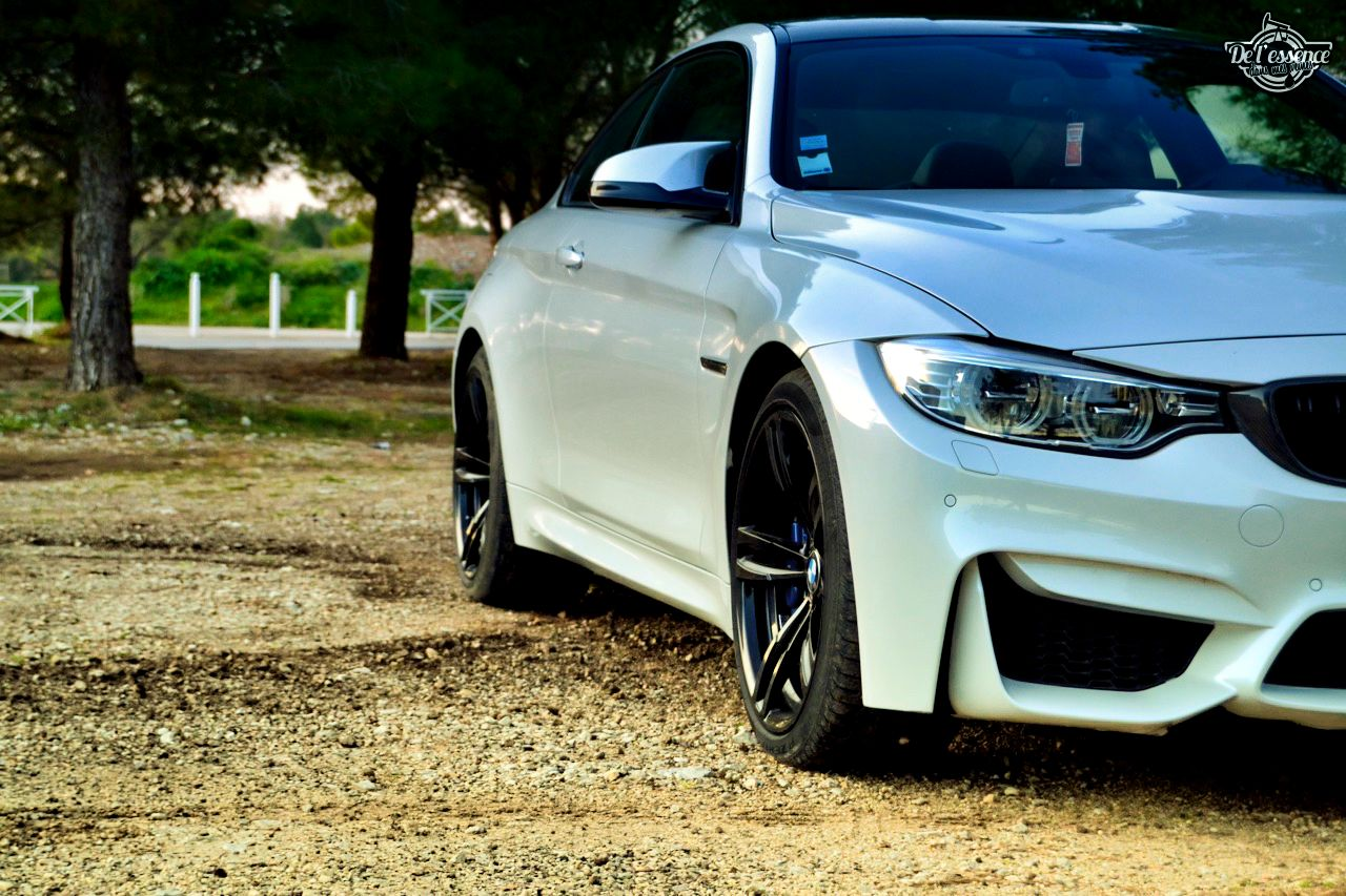 BMW M4 de 580 ch... Stage 3 et Pop & Bang ! 37
