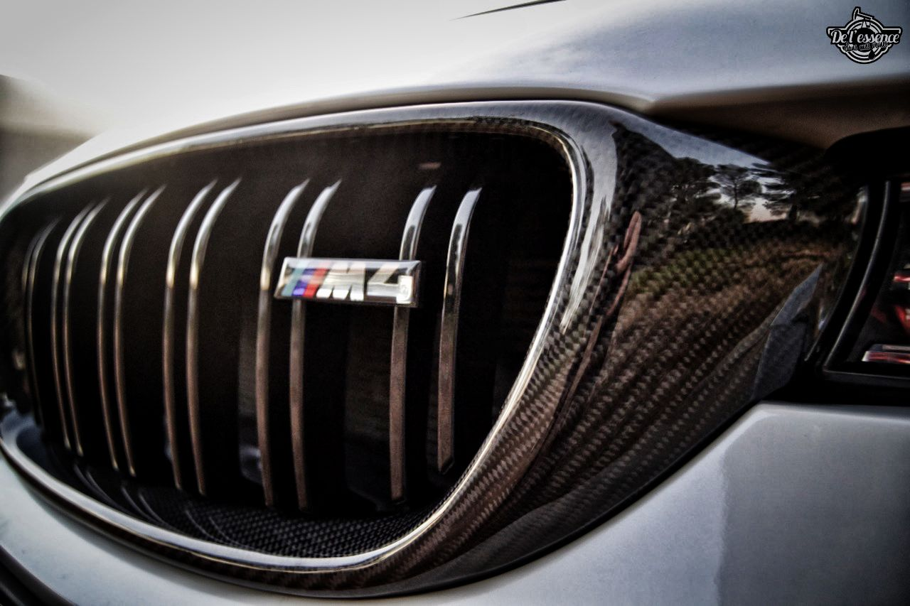 BMW M4 de 580 ch... Stage 3 et Pop & Bang ! 45