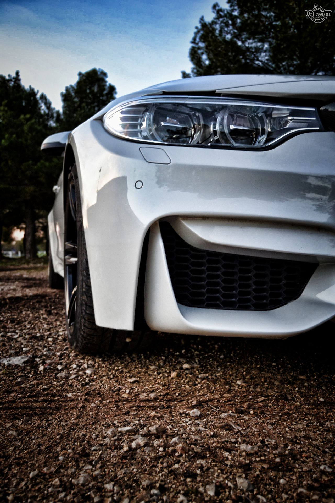 BMW M4 de 580 ch... Stage 3 et Pop & Bang ! 44
