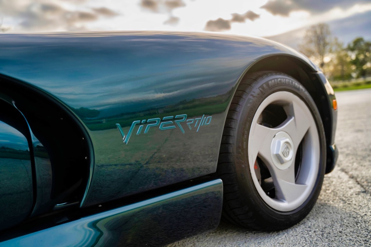 Dodge Viper Hennessey Venom 550 - Une question de pied droit ! 18