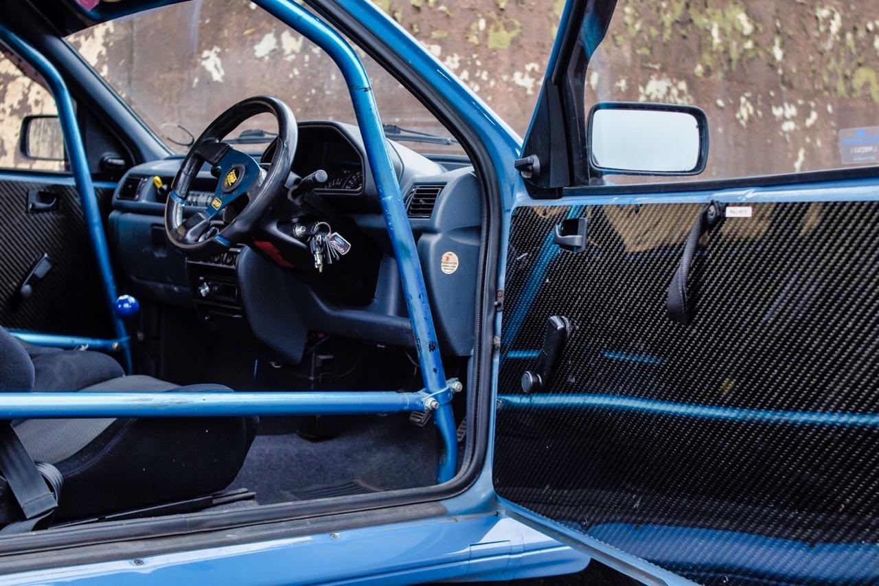 Ford Fiesta MkIII XR2i - L'art du camouflage ! 11