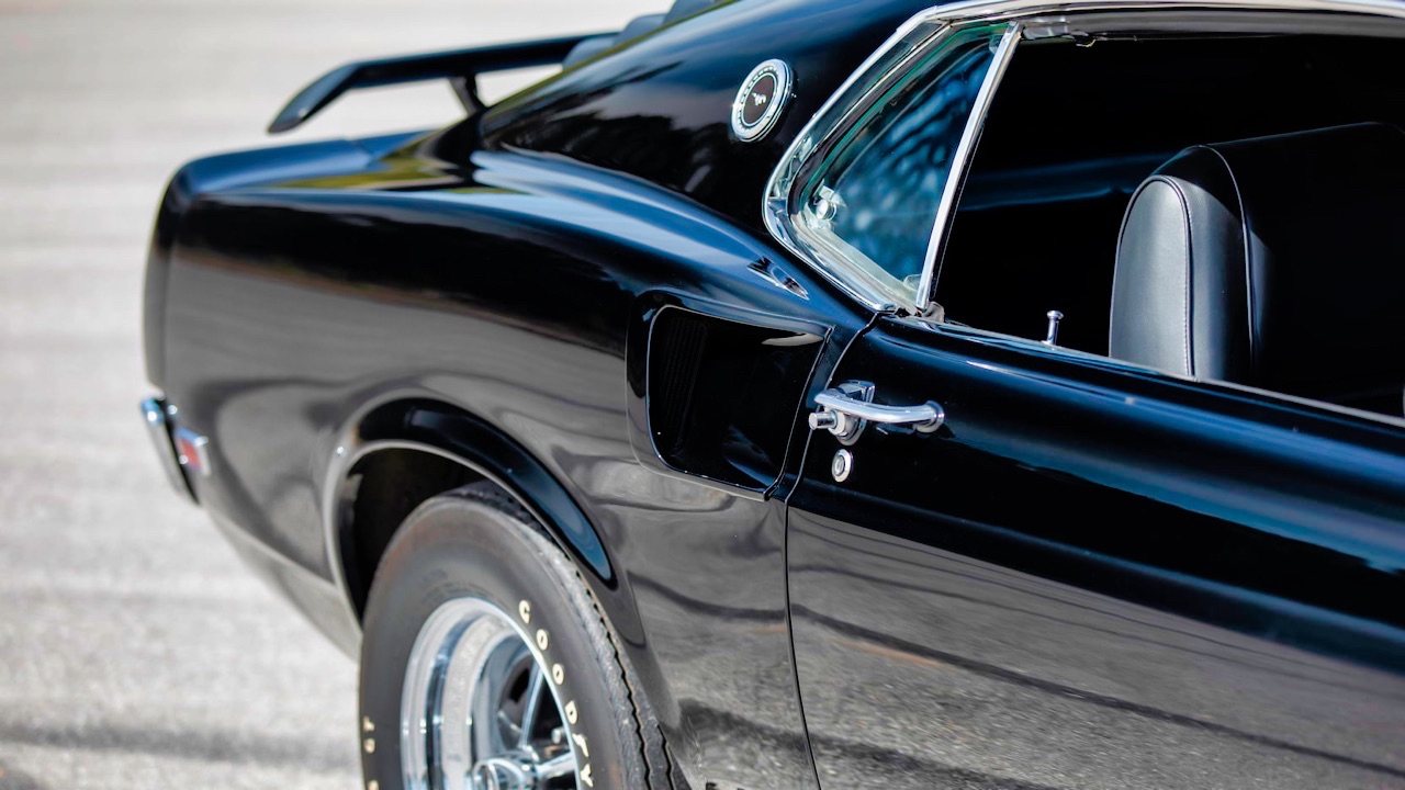 '69 Ford Mustang Boss 429 Fastback... Paul Walker roulait aussi en ricaine ! 46