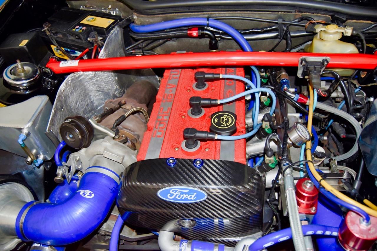 '87 Ford Sierra RS Cosworth... Restomod ? 12