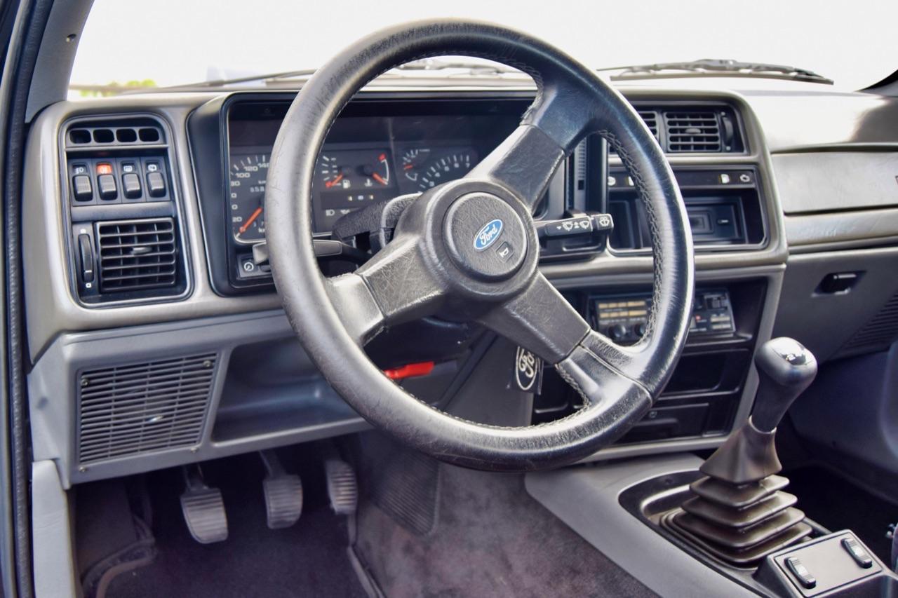 '87 Ford Sierra RS Cosworth... Restomod ? 14