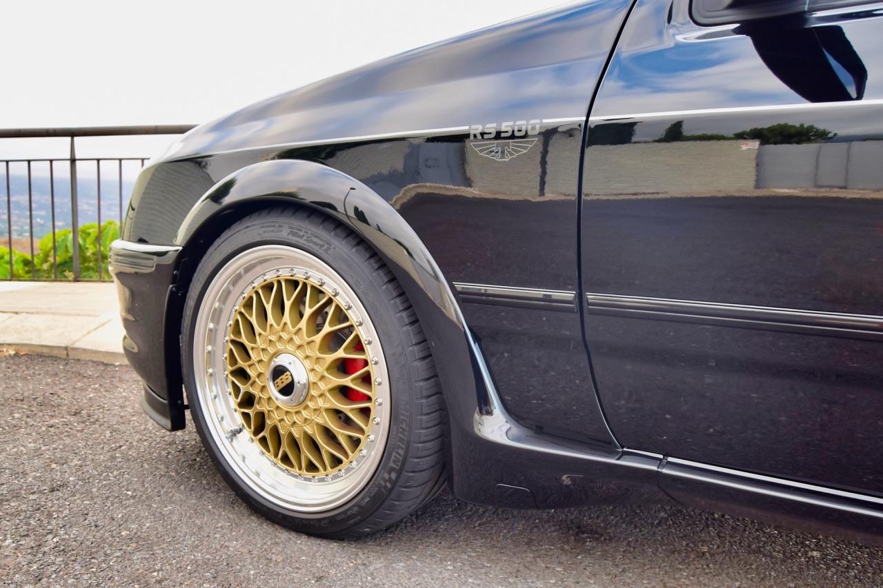 '87 Ford Sierra RS Cosworth... Restomod ? 11