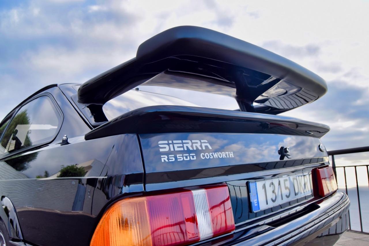 '87 Ford Sierra RS Cosworth... Restomod ? 15