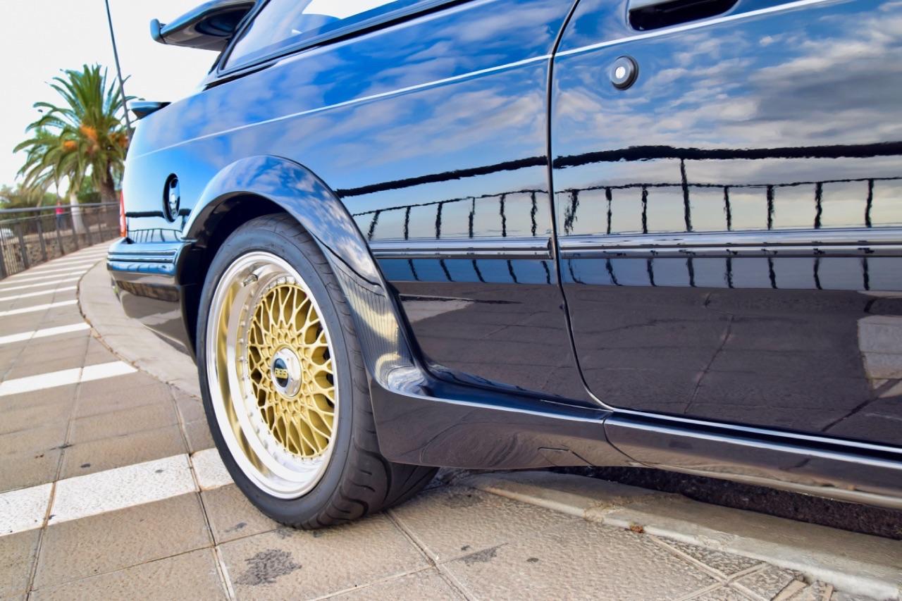 '87 Ford Sierra RS Cosworth... Restomod ? 7