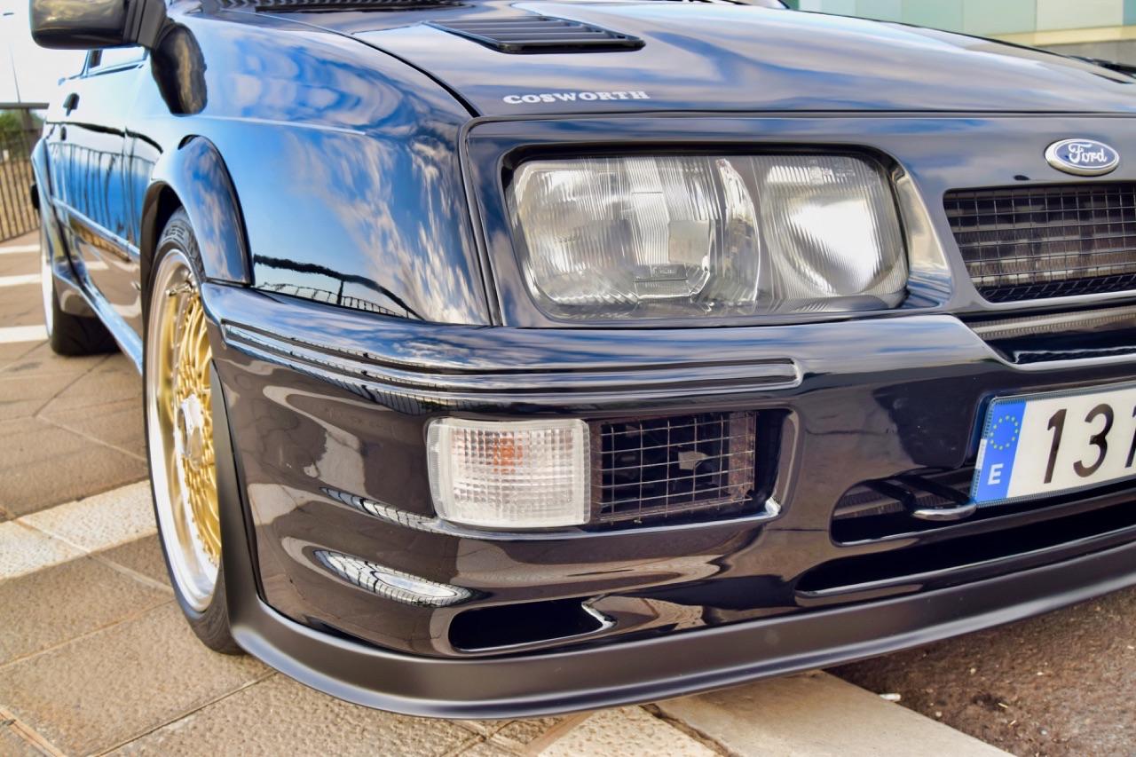 '87 Ford Sierra RS Cosworth... Restomod ? 2