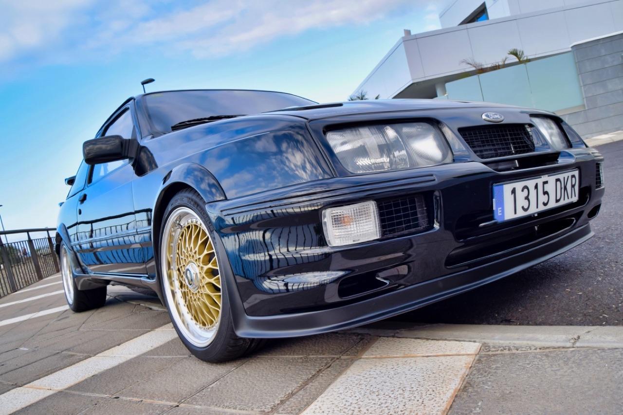 '87 Ford Sierra RS Cosworth... Restomod ? 3