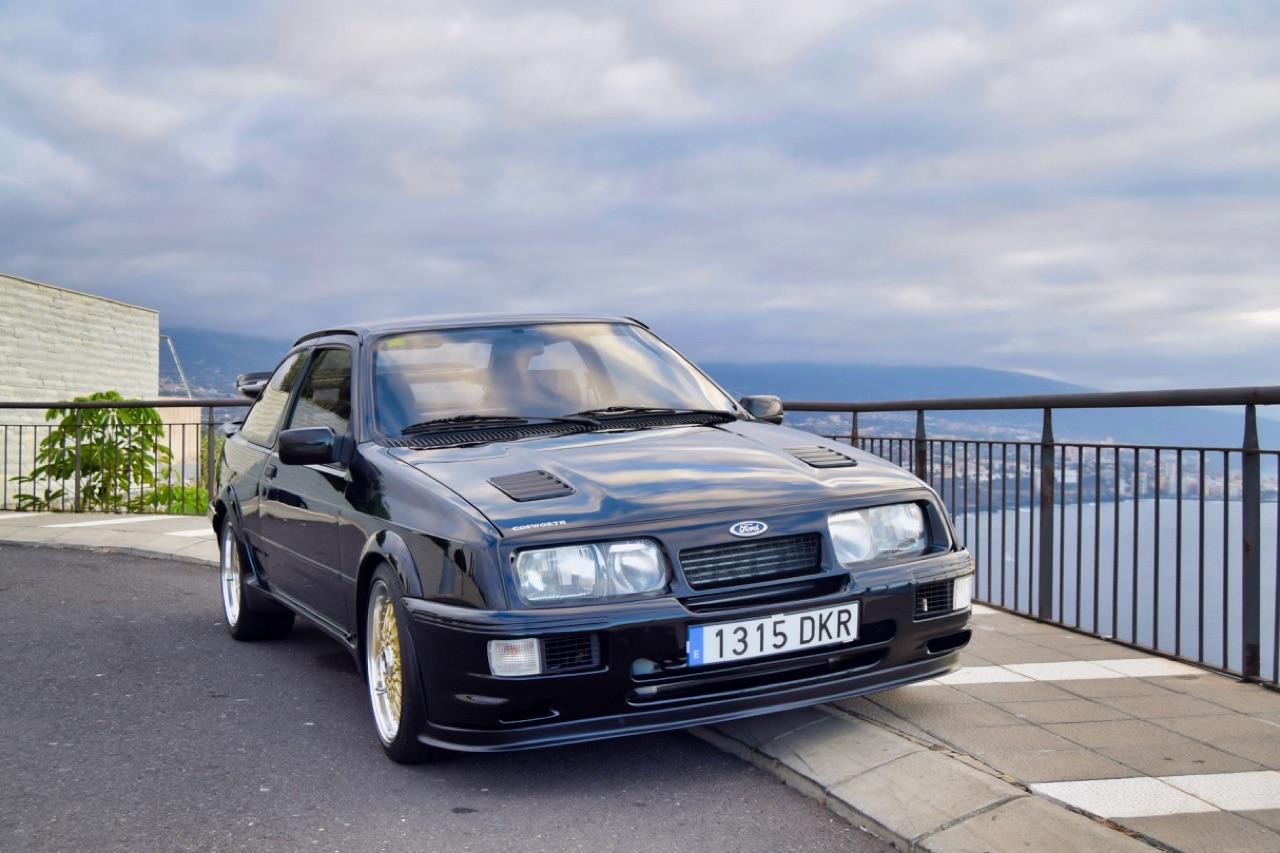 '87 Ford Sierra RS Cosworth... Restomod ? 9
