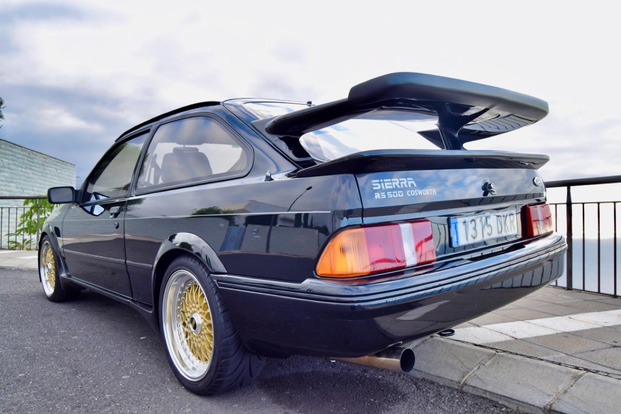 '87 Ford Sierra RS Cosworth... Restomod ? 6