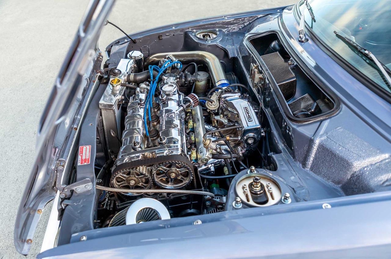 '78 Honda Civic Mk1 - D16 Turbo ! Super sushi... 9